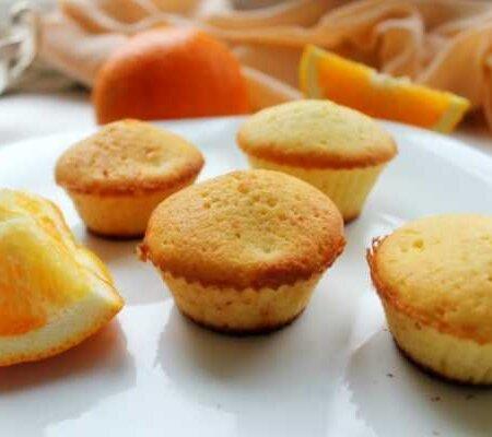 Маффин апельсиновый