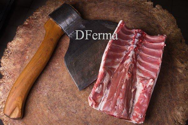 Баранина - лопатка и ребра