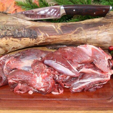 Котлетное мясо дикого кабана