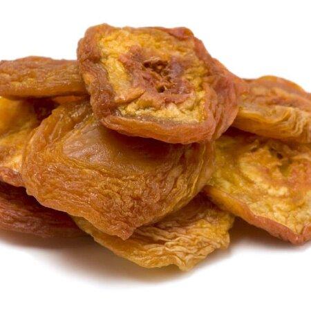 Сушеные персики отборные (без сахара)